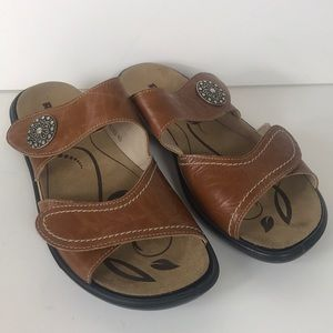 Romika Sandals Tan Size 9